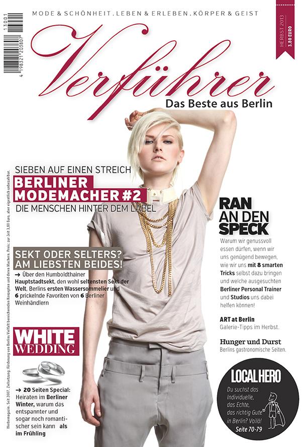 V-Titelbild Verführer - Das Beste aus Berlin Herbstausgabe 2013